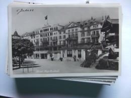 Zwitserland Schweiz Suisse  SZ Rigi Kaltbad Hotel - SZ Schwyz