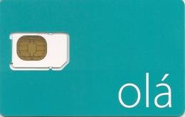 Mobile Phonecard (Gemplus)- TMN 3G OLÁ - Portugal - Portugal