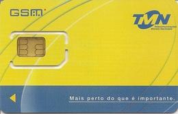 Mobile Phonecard - TMN GSM Mais Perto Do Que é Importante - Portugal - Portugal