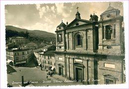 M6836 LAZIO Soriano Al Cimino Viterbo Viaggiata Manca Francobollo - Italia
