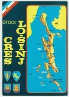 (025..367) Jugoslawien, Insel Cres - Jugoslavia