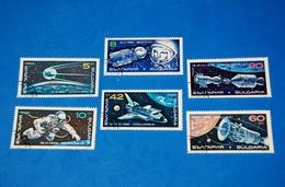 Space - Vostok Gagarin Voshod Shuttle Columbia Galileo Set Of 6 - Espace
