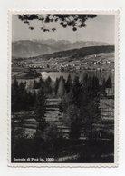 Serraia Di Pinè (Trento) - Panorama - Viaggiata Nel 1954 - (FDC10548) - Trento