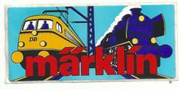 Sticker - Märklin - Treinen - Stickers