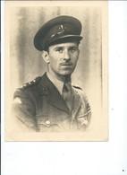 PHOTO DU COLONEL HENDERSON CHEF DE LA MISSION BRITANIQUE - Documents