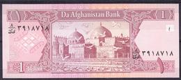 AFGANISTAN 2002 . 1 AFGHANI . CUPULAS DE UNA MEZQUITA. PICK Nº 64   B143 - Afghanistan