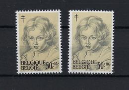 N°1272/1272-V MNH ** POSTFRIS ZONDER SCHARNIER COB € 5,75 SUPERBE - Variedades (Catálogo COB)
