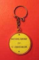 Porte-clé Batterie-fanfare De Châtelaillon 17 - Key-rings