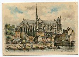 AMIENS Le Marché Sur L'eau - Amiens