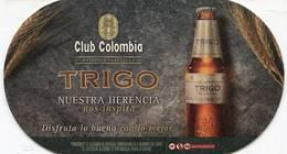 Lote 427, Colombia, Posavaso, Coaster, Club Colombia, Trigo - Beer Mats