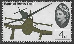 GB SG675 1965 25th Anniversary Of Battle Of Britain 4d Unmounted Mint [37/31087/25D] - 1952-.... (Elizabeth II)