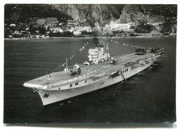 Photographie Privée Porte Avions Arromanches - Boats