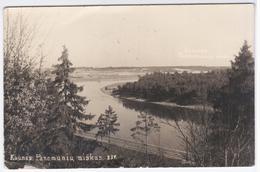 Latvia Lettland 1935 Kaunas Kowno Kovno, Panemuniu Miskas Panemunes - Lithuania