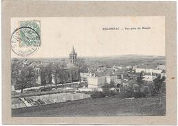 SEGONZAC - 16 - Vue Prise Du Moulin - SAL** - - France