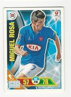 Trading Card * Panini * Adrenalyn XL 2016-17 * Portugal * Nº 31 * Os Belenenses * Miguel Rosa - Unclassified