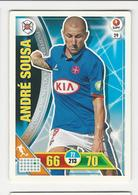 Trading Card * Panini * Adrenalyn XL 2016-17 * Portugal * Nº 29 * Os Belenenses * André Sousa - Unclassified