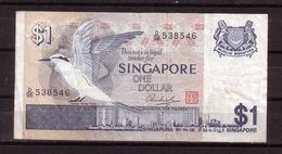 216j * SINGAPUR * ONE DOLLAR *!! - Singapore