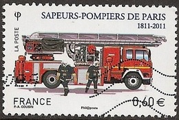 LSJP FRANCE FIRE TRUCK 2011 - France