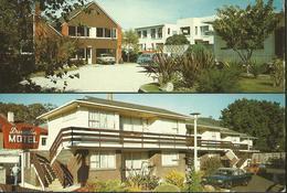 Modern Picture Postcard - New Zealand - George ST. Motels, Dunedin - Used - MPC 596 - Postcards