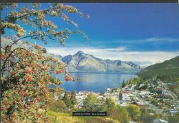 Modern Picture Postcard - New Zealand - Queenstown - Unused - MPC 601 - Postcards