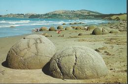 Modern Picture Postcard - New Zealand - Moeraki Boulders, North Otago - Unused - MPC 604 - Postcards