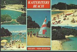 Modern Picture Postcard - New Zealand - Kaiteriteri Beach, Nelson - Unused - MPC 610 - Postcards