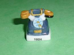 Fèves / Autres / Divers : Téléphone 1924     T83 - Fèves