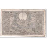Billet, Belgique, 100 Francs-20 Belgas, 1937, 1937-01-18, KM:107, TB - [ 2] 1831-... : Belgian Kingdom