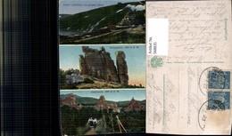 568835,Riesengebirge Donat-Denkmal Mittagstein Dreisteine Smogornia Spindlermühle Spi - Ansichtskarten