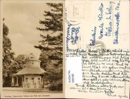 569180,Potsdam Japanisches Teehaus I. Park V. Sanssouci - Deutschland