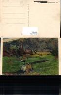 569799,Künstler Ak Gauguin Tahiti Französisch-Polynesien Polynesien - Ansichtskarten