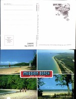569802,Views Of The Mission Beach Area North Queensland Dunk Island Strandleben Segel - Ohne Zuordnung