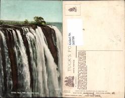 569786,Victoria Falls Wasserfall Victoriafälle Simbabwe Südliches Afrika Pub Raphael - Südafrika