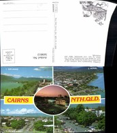 569812,Mehrbild Ak Cairns Queensland Great Barrier Reef Australien Australia - Ansichtskarten