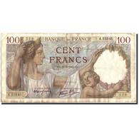 France, 100 Francs, 100 F 1939-1942 ''Sully'', 1941, 1941-07-31, TB - 100 F 1939-1942 ''Sully''