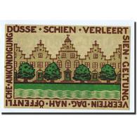 Billet, Allemagne, Friedrichstadt Stadt, 25 Pfennig, Maison, 1921, 1921-08-27 - Other