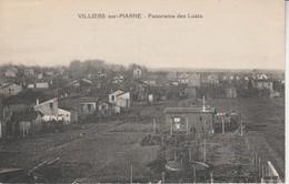 94 - VILLIERS SUR MARNE - Panorama Des Luats - Villiers Sur Marne