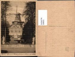569055,Potsdam Sanssouci Glockenfontaine U. Historische Mühle - Deutschland