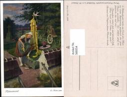 569354,Künstler AK O. Kubel Brüder Grimm Märchen Aschenbrödel Schuhe - Märchen, Sagen & Legenden
