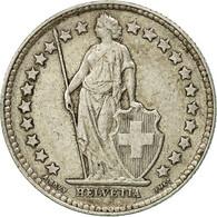 Monnaie, Suisse, 1/2 Franc, 1952, Bern, TTB, Argent, KM:23 - Suiza