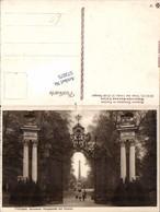 572075,Potsdam Sanssouci Hauptportal M. Obelisk - Deutschland