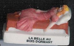 """Fève Mate """"Les Contes De Notre Enfance"""" Arguydal 2007:la Belle Au Bois Dormant - Characters"""