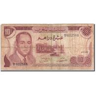 Billet, Maroc, 10 Dirhams, 1970, 1970, KM:57a, B - Marocco