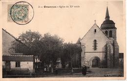 ORSENNES-EGLISE DU XIe SIECLE - France