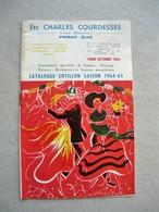 Catalogue & Tarif 1964 Masque Carnaval & Article De Fête - Cotillon Ets Charles COURDESSES à Figeac LOT 46 - Francia