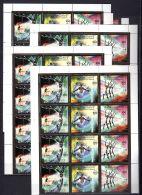 7.10.1985; Vertreibung Der Truppen, Mi-Nr. 1612 - 4; 20 X Postfrisch, Los 49968 - Libya