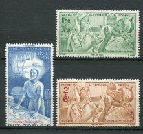 7746  GUYANE  PA 22/4 ** Protection De L'enfance Indigène Et Quinzaine Impériale  1942   TB - French Guiana (1886-1949)