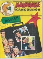 Suplémént A MANDRAKE  N° 324  -   REMPARTS  1971 - Mandrake