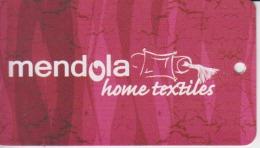 Fashion - Mendola Home Textiles - Fashion Etiquette - Pubblicitari