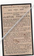 JUSTIN THEELEN ° BILSEN 1846  + 1928 - Santini